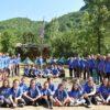 Летен извиднички камп 2020 Извиднички Центар Охрид